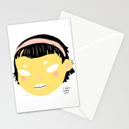 This House Is Hysterical Stationery Cards