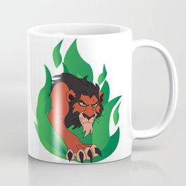 Scar Coffee Mug