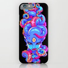Tentacle Demoness (BLUE version) Slim Case iPhone 6s