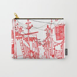 Venice Beach Alley Carry-All Pouch