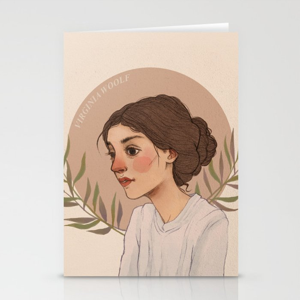 Virgnia Stationery Cards