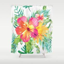 Floral paradise Shower Curtain