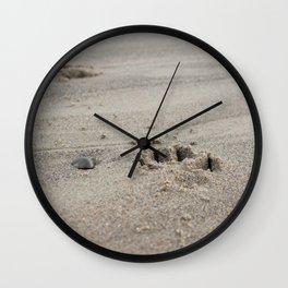 Free to Run Wall Clock