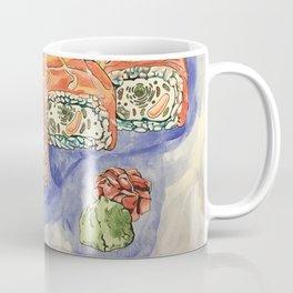 Eukaryotic Sushi Roll Coffee Mug