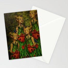 Solemn Secrets Stationery Cards