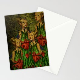 Solemn Secrets Stationery Cards