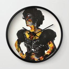 She's Jalapeño Buisness Wall Clock