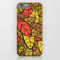 Autumn Memories Slim Case iPhone 6s