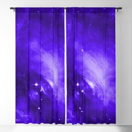 Crab Nebula Ultraviolet Blackout Curtain