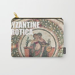 BYZANTINE EROTICA Carry-All Pouch