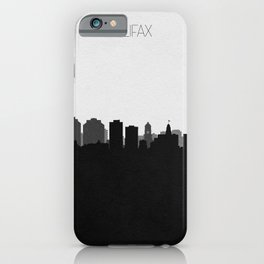 City Skylines: Halifax iPhone Case