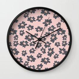 Abigail 1 Wall Clock