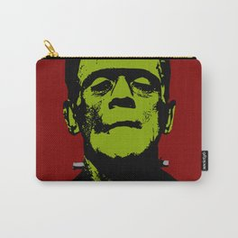FRANKENSTEIN FACE Carry-All Pouch