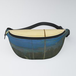 """Harald Sohlberg """"The country road"""" Fanny Pack"""