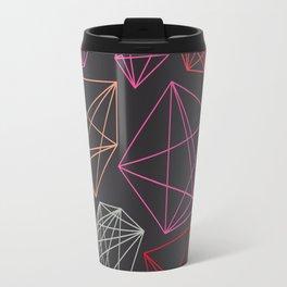 Space Cubes Travel Mug