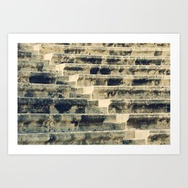Ancient Amphitheater Art Print
