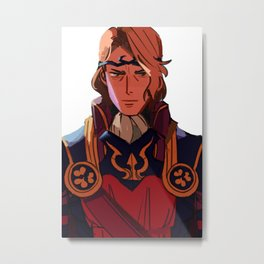 eldest prince of nohr Metal Print