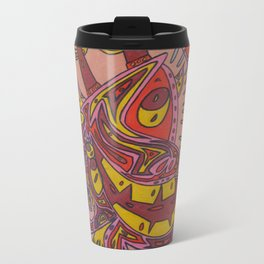 Uxellinus Metal Travel Mug