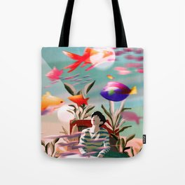 In this Dream Tote Bag