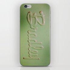 Bradley iPhone & iPod Skin