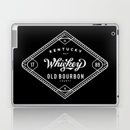 Old Bourbon Whiskey Laptop & iPad Skin