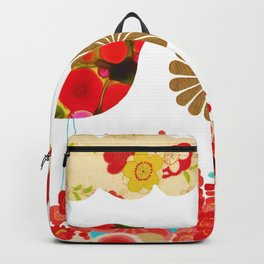 We Create Our Own World Backpack