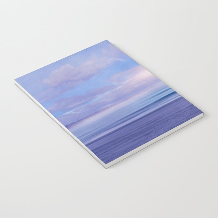 The Sea is Calm 02 Notebook