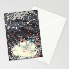 Disco Stationery Cards