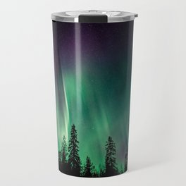 Aurora Borealis (Heavenly Northern Lights) Travel Mug