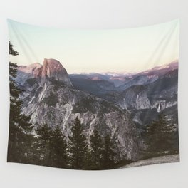 Great Nights in Yosemite Wall Tapestry