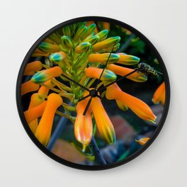 Taken on iPhone 5s Wall Clock
