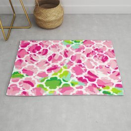 Lilly Roses Rug