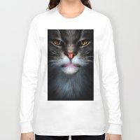 ben giles Long Sleeve T-shirts featuring Ben by Kerri Ann Crau