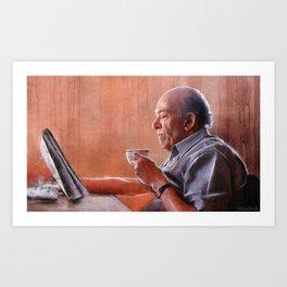 Don Hector Salamanca - Better Call Saul Art Print