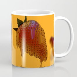 Strawberry Drip Coffee Mug