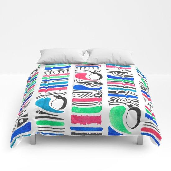 Penguin Tribe Comforters