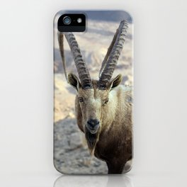 Face to Face iPhone Case