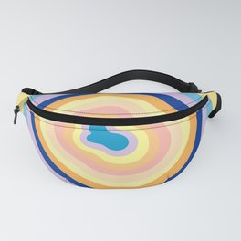 Marble Canyon Stripes Fanny Pack