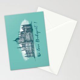 Budapest No. 4. Stationery Cards