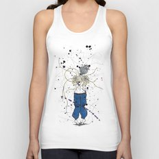 Just Chill Unisex Tank Top