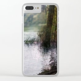 Other Side (2) Clear iPhone Case