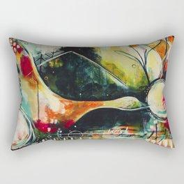 Wish, Granted Rectangular Pillow