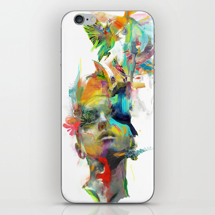 Dream Theory iPhone Skin