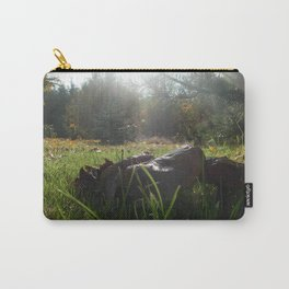Mushrooms and Sunlight Carry-All Pouch