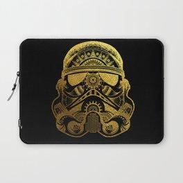 Mandala StormTrooper - Gold Foil Laptop Sleeve