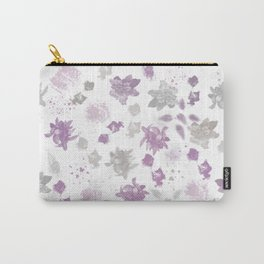 Lavenderscape Carry-All Pouch