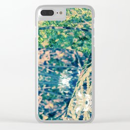 Lush Lucidity Clear iPhone Case