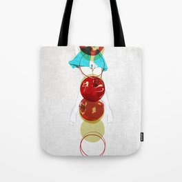 your gravitation Tote Bag