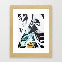 BRAVA 4 Framed Art Print