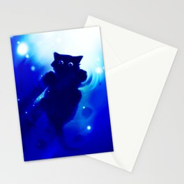 cute cat Stationery Cards